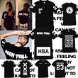 HOT!2014 NEW Mens and Womens korea fashion t-shirtS/HBA Kanye Wes/ XXll/Pyrex 23/Short T-shirt /Stars Tops