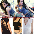 【BUY 2 FREE SHIPPING】 / T-shirt / blouses / Dresses / Blazers / shorts / skirt / leggings/2014Fashion