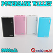 POWERBANK WALLET 20000mAh
