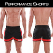 Everlastic Sports perfomance shorts
