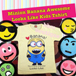 ★★ MINION TSHIRT AND JACKET FOR KIDS ★★