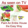 Ready Stocks * As Seen On TV * Point and Paint * Painting Kit * Tool * Roller * Etc * Immediate Delivery