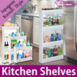 [Fast delivery in SG] New Arrival!! Japanese style ★KITCHEN SHELF★/★Cheap★ /rack shelf in sink/Movable shelf/ kitchen storag
