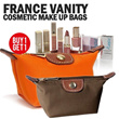 [1+1] BIG EVENT!! FRANCE VANITY COSMETIC MAKE UP BAGs**ALL PRETTY LADIES MUST HAVE**