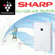 Sharp FU-Y30E Plasmacluster Air Purifier/Air Cleaner with 240V/50HZ /haze
