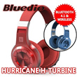 [VINS]S$29.9 Group Buy Price★Release NEW COLOR/RED/BLUE★Bluedio Turbine Hurricane H-Turbine Bluetooth 4.1 Wireless Headphone