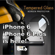 iPhone 6 here![Buy 1 get 7 freebies!]Toughened 9H Tempered Glass Protector iPhone 4/4S/5/5S/5C 6 plus S4 S3 S5 Note 2/3/4 Air and Mini with Retina Redmi Xiaomi Hongmi HTC One M7 M8 Xperia Z1 Z2 LG G2