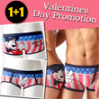 Valentines Day Promotion1+1/VX Underwear_ 1+1 couple Must Need Present Item! ★  couple underwear ★ Best Review! Womens / Mens Briefs for bargain s