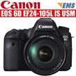 ★Super Sale★Limited quantities★EOS 6D【EF24-105L IS USM Lens Kit】/Digital single-lens Japan model!!