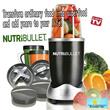 Nutri Bullet Food Mixer Machine Blender *220V 600W* 6 Months Warranty* NutriBullet