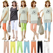 BUY1GET1 SUPER SALE ★ Premium SPANDEX COTTON Banding SKINNY Collection / Super Streched Material/ Limited Stock
