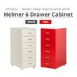 **Special Item** Helmer / DIY Cabinet / 6 Tier Under Desk Organizer / 6 level Drawer steel cabinet / KANO / Korea