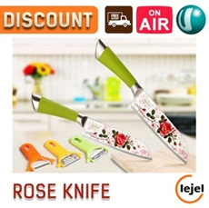 [Lejel] Rose Knife Set(2 knifes per set)
