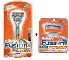 Gillette Fusion Power Razor / Blades