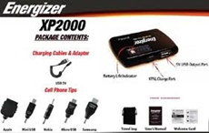 Energizer Portable Charger for Smart Phones and more!!