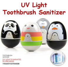 Toothbrush UV Sanitizer comes in super cute design