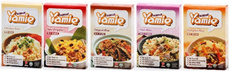 Yamie Ready-To-Cook Premix products consist of Thai Hom Mali Rice blended with many ingredients to g
