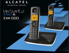 Wireless DECT Phones by Alcatel.