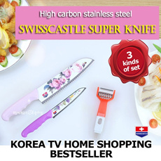 [Rose knife/sawtooth knife] BIG HIT★POWER CUTTING FORCE☆Super Knife/ Multipurpose Knife/ Korea homes
