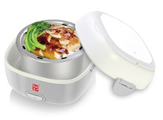 Electric Lunch Box 1 Ltr. Easy way to heat up Meals N Food!