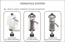 Premium Garment Steamer by Rowenta Singapore!