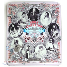 SNSD 3rd Album - The Boys