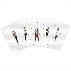 [ 公式GOODS ] 2011 BIGSHOW CLEAR FILE