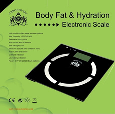 Digital weighing scale 6 in 1. NEW!