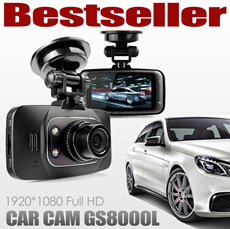 Designer HD Car DVR Camera Recorder Car Cameras Carcams Blackbox Spider-Camera