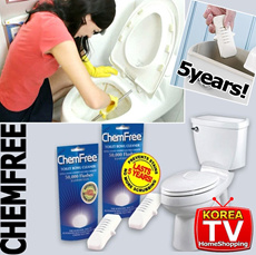 [CHEMFREE]  RELAUNCHING! Toilet Cleaner/ Used for 5 years/ BEST seller in USA N Korea/Detergent