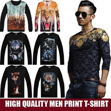 2014 / high-end mens t-shirts/the most fashionable and comfortable 2 free shipping