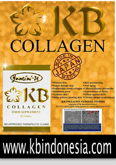 PREMIUM COLLAGEN with 200mg COLLAGEN PEPTIDE free KB COLLAGEN SOAP 12gr