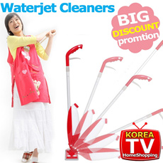 [Waterjet Cleaners Rio] Water spead! Light cleaner! Effective!! Cleaning tool/mop /spray /clean /dus
