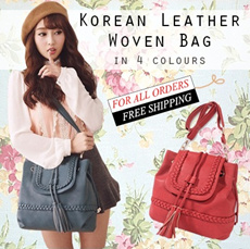 [Whuffle] 1420 Assorted Bags/Korean/Taiwan Tote/Classic/Celebrity Bag/Work Bag Premium PU Leather Quality