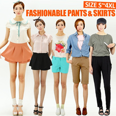 2013 KOREAN TOP SELLER-BIG SIZE S~4XL! Pants/Skirts/Shorts