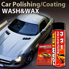 [FOAMTEK Waterless Wash and Wax] polish car/ spray/ wipe off/ no water/ multi purpose/ car wash/ onl