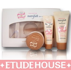[Etude house] ★SHEA BUTTER NUTRIFULL KIT/ ESSENTIALIZER / EYE CREAM / CREAM / SLEEPING PACK / org