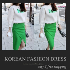 APRIL 18th update!!!2014 New arrival Fashion korean dress /tops/blouse/ Apparel Loose Fit Dress
