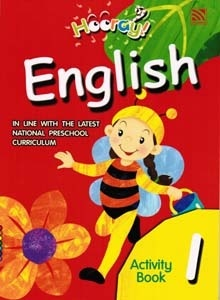 Activity Books for 4 - 6 years old (English / Maths / Science / Chinese / Moral)