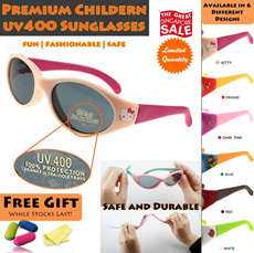 Premium Children UV400 Sunglasses Fun Colour and Safe