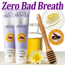 [LATH PROPOLI]■2+1event■ Propolis Special Oral Care / Cold Prevention / Enhanced Immunity / No Irritations / Bad Breath Removal / Teeth Whitening / Anticavity/Plague Removal/Oral Hygiene/Gum Protectio