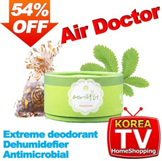 [Air doctor]#Event# Extreme deodorant / Dehumidefier/ Aantimicrobial / eco/ environmentally friendly