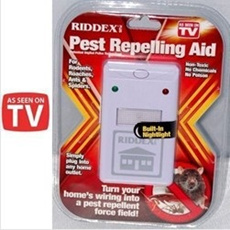 ★AS SEEN ON TV★Riddex Pest Controller - Pengusir Kecoak Tikus Nyamuk Tanpa Racun★