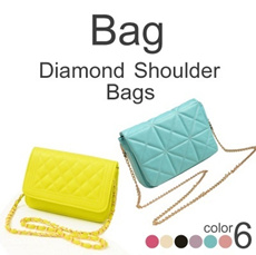 ▶Europe Brand styling Diamond Shoulder Bags◀GBB-Unique design - High Quality Unique Hand Bags/ Clutch bag, Cross bag, Shoulder bag, Hand bag, Sling Bag/2Pieces with 1 Shipping Charge!!