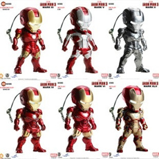 ★ M O B I L E ★  Iron Man Earphone/ Handphone plug (Marvel)