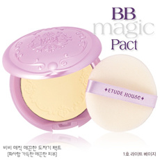 (ETUDE HOUSE) BB Magic Pact 2 Types【FREE SHIPPING・KOREA COSMETICS】