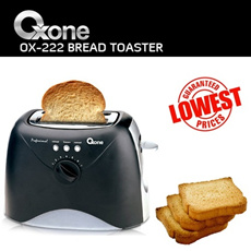 OX-222 BREAD TOASTER◆220V / 50Hz◆