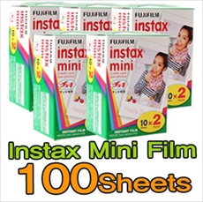 [m100]FUJIFILM Instax Mini Film 10Packs(100Sheets)/polaroid