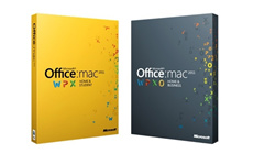 Microsoft Office 2011 For Apple Mac Computers 1 User 1 Mac PC.