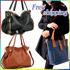 [goodsbag]-Free shipping. new fashion shoulder bags women tote bags pocket handbag women